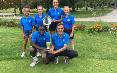 Championnat de Ligue U16 Filles – 17 et 18 août à Mont de Marsan